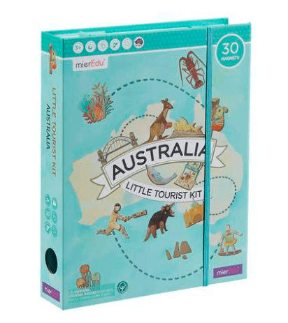 MierEdu 3 Plus Little Tourist Kit - Australia