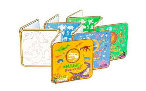 MierEdu 3 Plus Magic Water Doodle Book - Sea World