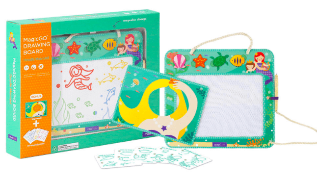 MierEdu 3 Plus MagicGo Drawing Board - Doodle Mermaid