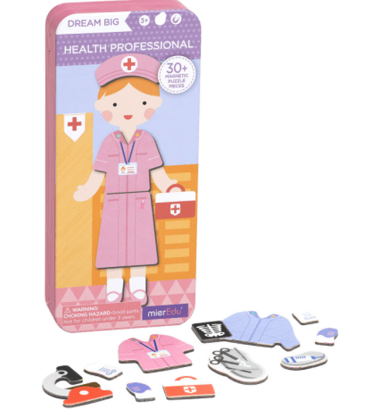 MierEdu 3 Plus Puzzle Box - Health Professional