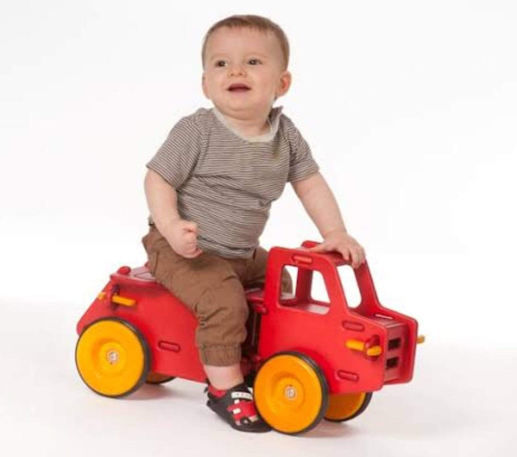 Moover 12 Mths Plus Baby Truck - Red