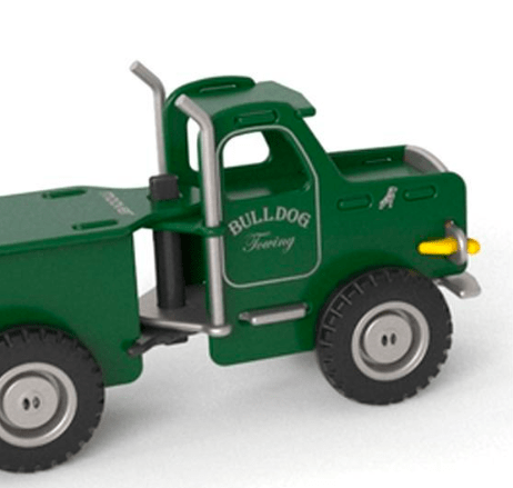 Moover 18 Mths Plus Mack Truck - Green