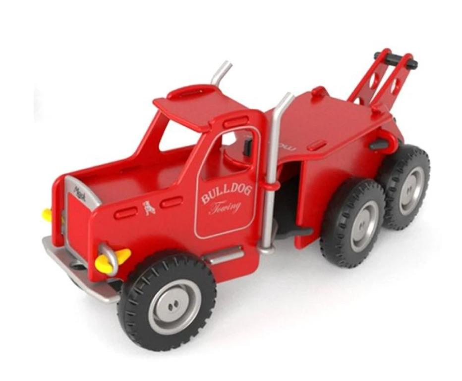 Moover 18 Mths Plus Mack Truck - Red