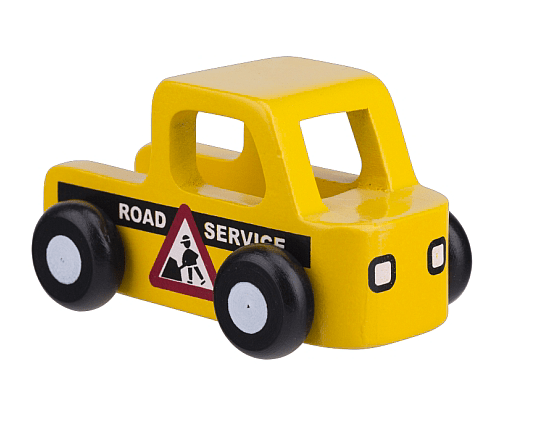 Moover 3 Plus Mini Cars - Road Service