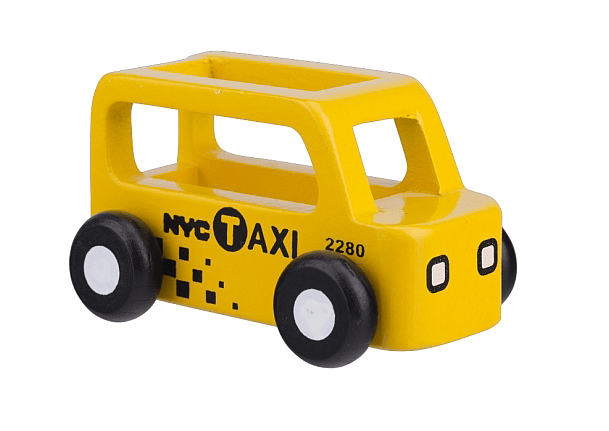 Moover 3 Plus Mini Cars - Taxi