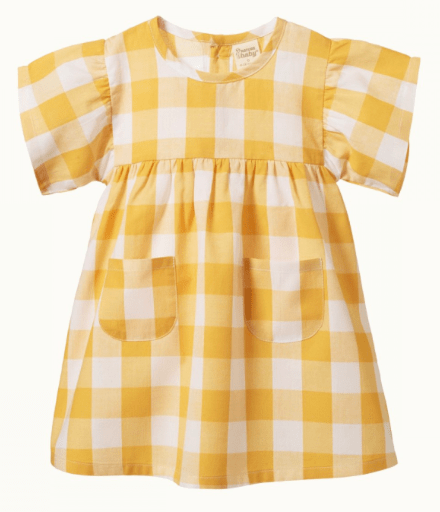 Nature Baby 6 - 12 Months to 4 Years Clementine Dress
