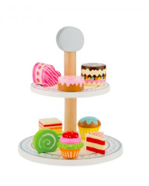 New Classic Toys 2 Plus Cake Stand