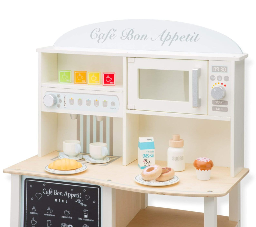 New Classic Toys 3 Plus Cafe Bon Appetit