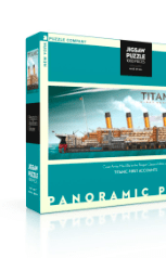 New York Puzzle Company 10 Plus 1000 Pc Puzzle - Titanic: First Accounts