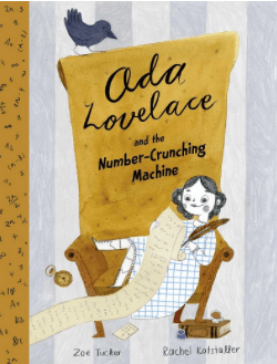 North South 4 Plus Ada and the Number-Crunching Machine - Zöe Tucker