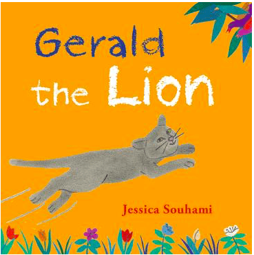 Otter-Barry 2 Plus Gerald the Lion - Jessica Souhami