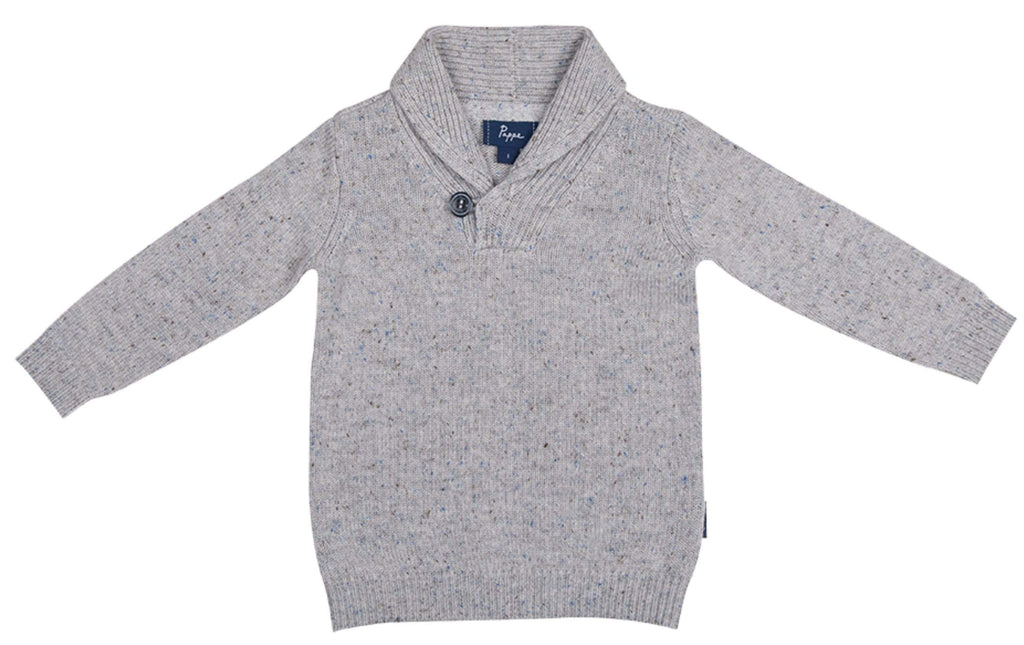 Pappe 0 to 3 0 Dornie Roll Neck Sweater