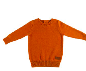 Pappe 0 to 3 0 Tucker Scottish Cashmere Sweater