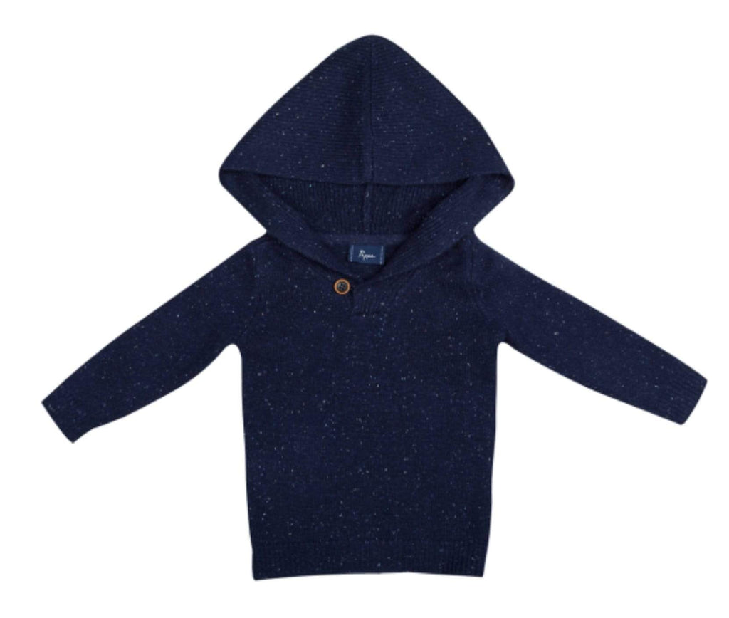 Pappe 0 to 3 1 Chesney Hooded Sweater