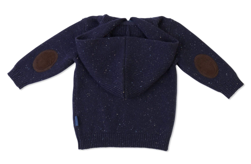Pappe 0 to 3 Chesney Hooded Sweater
