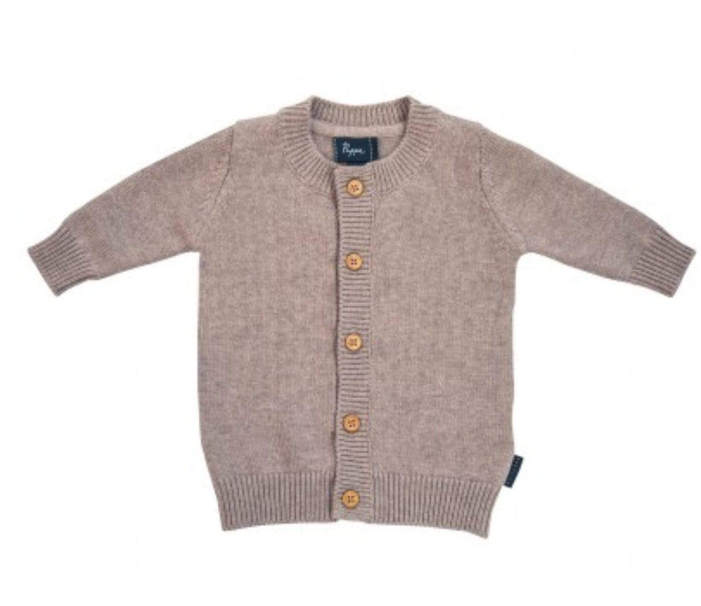 Pappe 000 to 0 Mulberry / 000 Ardallie Cashmere Cardigan