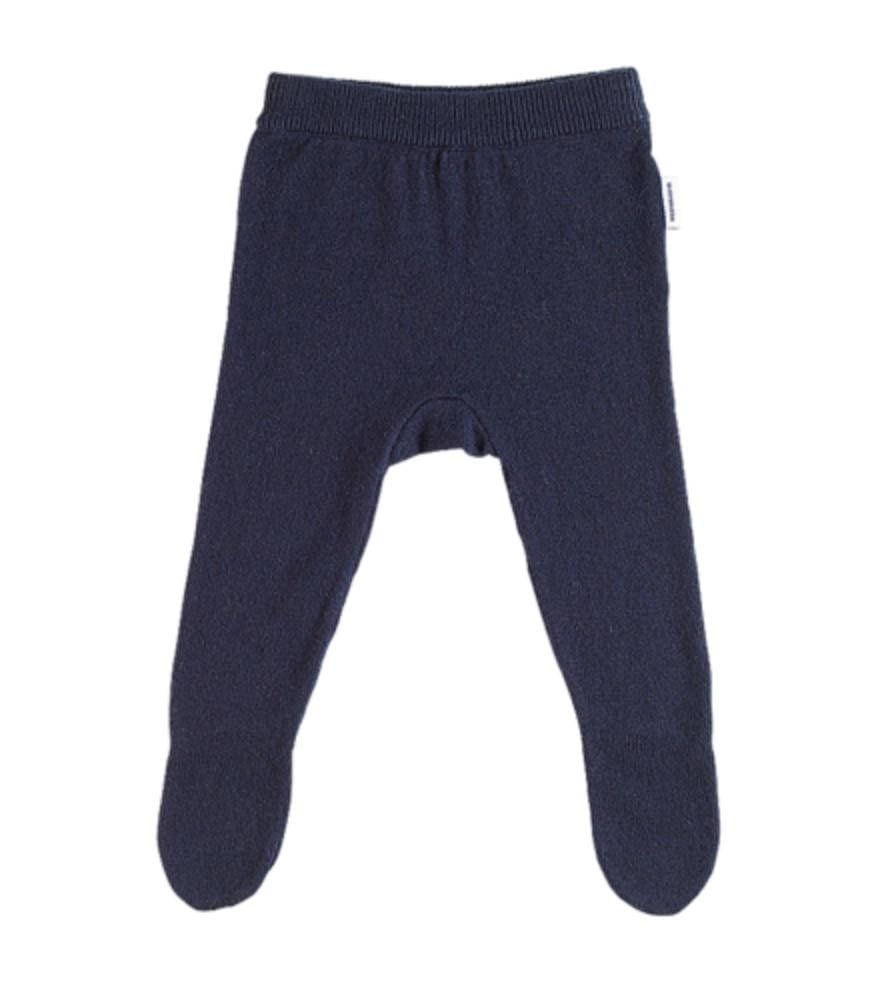 Pappe 000 to 0 Navy / 000 Appin Cotton Cashmere Leggings