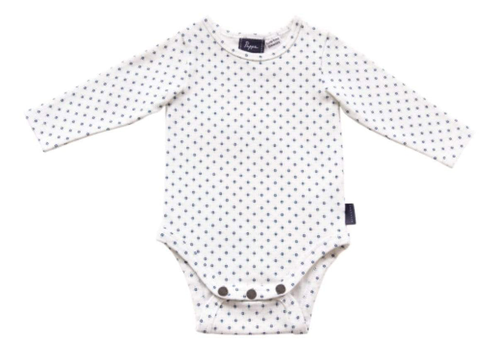 Pappe 000 to 1 Corsair Diamond / 000 Nimmy Luxe Organic Onesie - LS