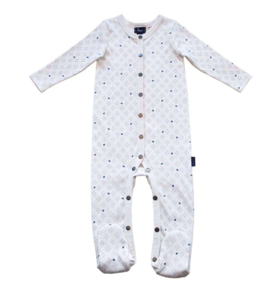 Pappe 000 to 1 Corsair H&C / 000 Melrose Footed Romper