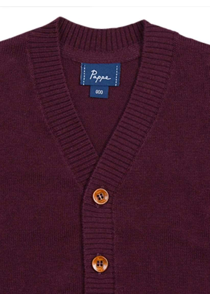 Pappe 000 to 3 Bothwell Cotton Cardigan