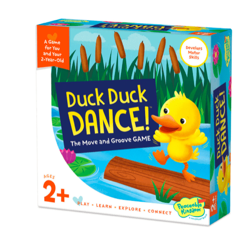 Peaceable Kingdom 2 Plus Duck Duck Dance!