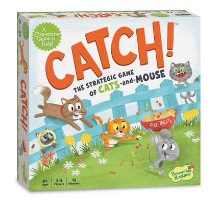 Peaceable Kingdom 6 Plus Catch!