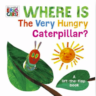 Penguin 2 Plus Where Is The Very Hungry Caterpillar? - Eric Carle