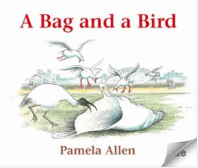 Penguin Child Fiction 3 Plus A Bag and a Bird - Pamela Allen