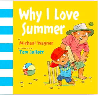 Penguin Child Fiction 3 Plus Why I Love Summer - Michael Wagner