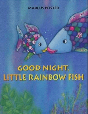 Peribo 4 Plus Good Night Little Rainbow Fish - Marcus Pfister
