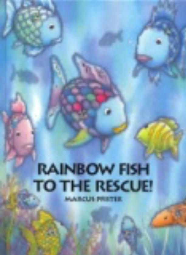 Peribo 4 Plus Rainbow Fish to the Rescue - Marcus Pfister