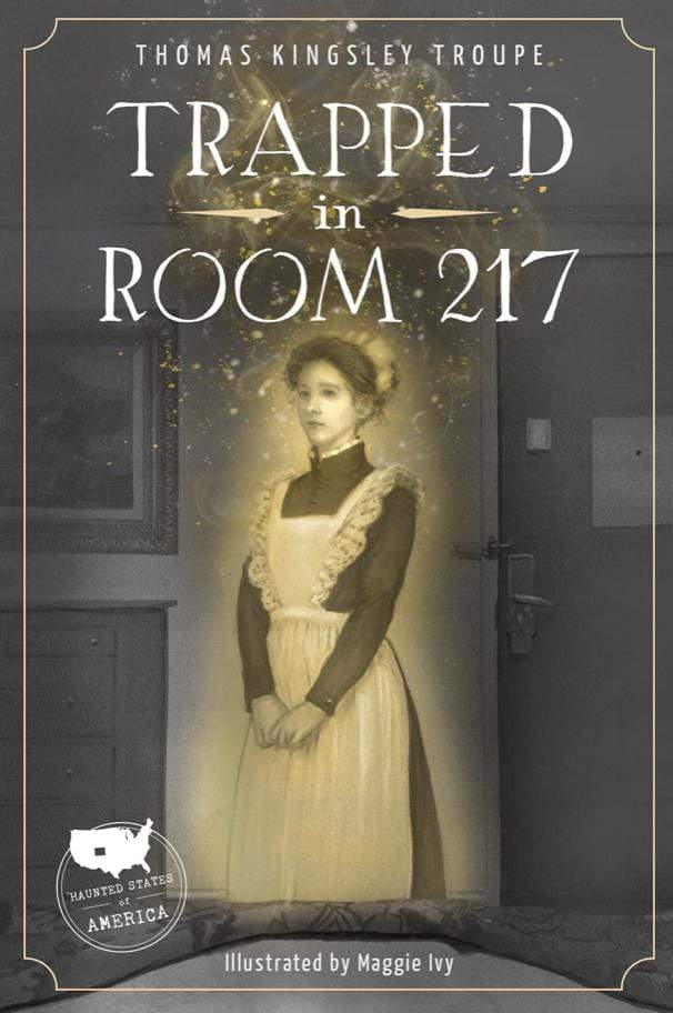 Peribo Child Fiction 8 Plus Trapped in Room 217 - Thomas Troupe