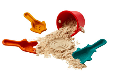 Plan Toys 18 Mths Plus Sand Play Set