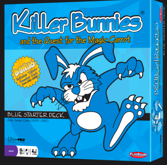 Play Room Entertainment 13+ Killer Bunnies