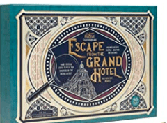 Professor Puzzle 12 Plus Escape From The Grand Hotel