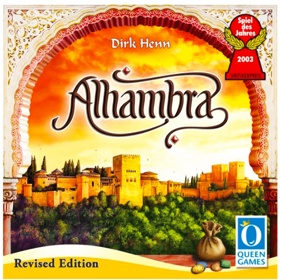 Queens Games General Alhambra