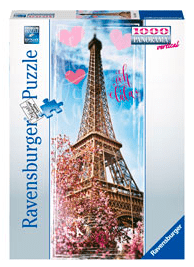 Ravensburger 10 Plus 1000 Pc Puzzle - Ooh La La