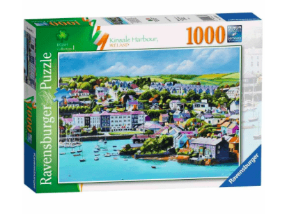 Ravensburger 12 Plus 1000 Pc Puzzle - Kinsale Harbour