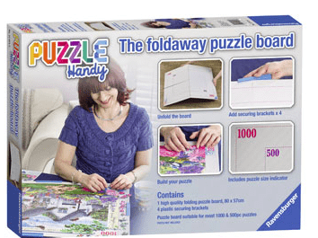 Ravensburger 8 Plus Puzzle Handy