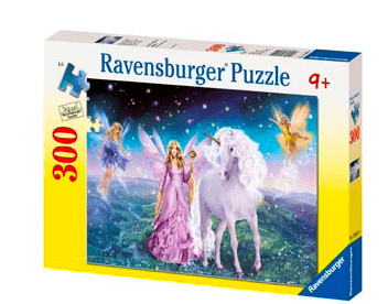 Ravensburger 9 Plus 300 Pc Puzzle - Magical Unicorn