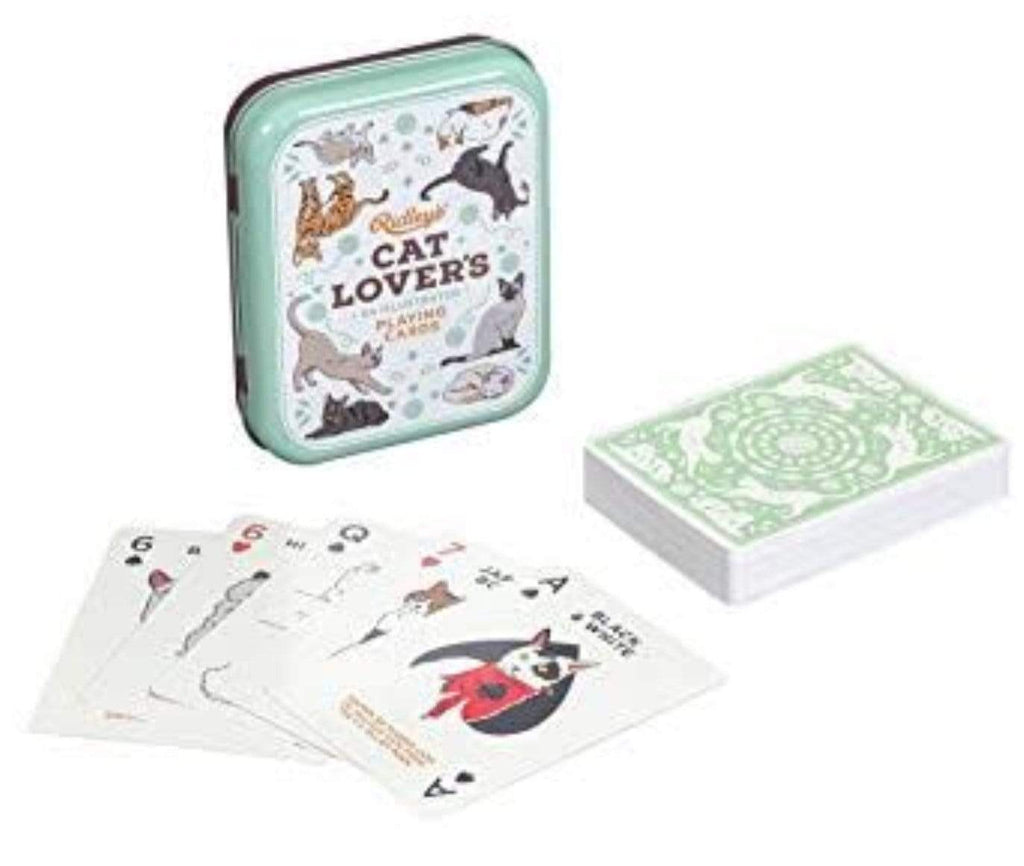 Ridley's Games 8 Plus Playing Cards - Cat Lovers