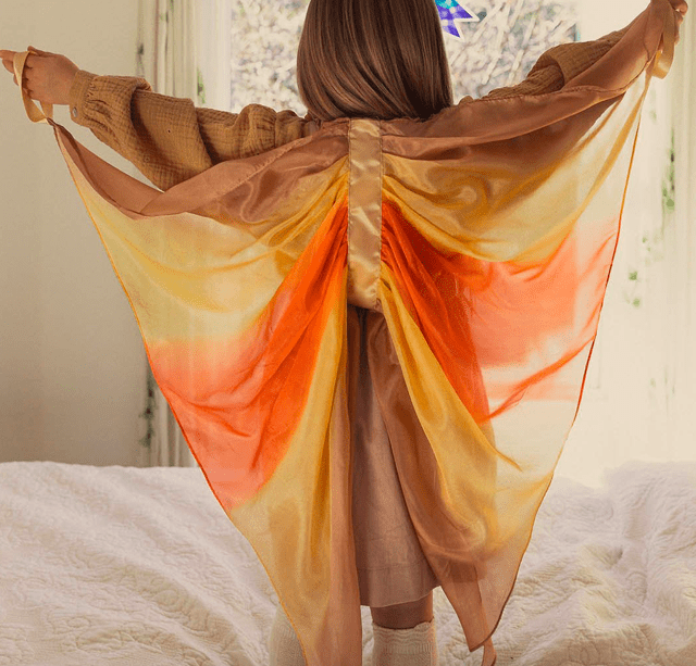 Sarah's Silks 3 Plus Silk Wings - Desert