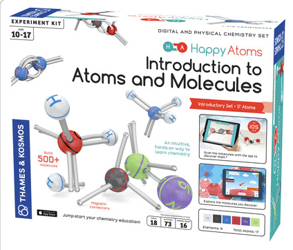Science and Nature 10 Plus Introduction to Atoms and Molecules