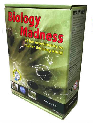 Science and Nature 8 Plus Biology Madness