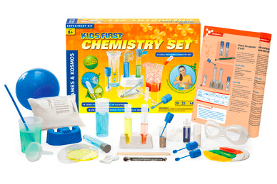 Science and Nature 8 Plus Kids First Chemistry Set