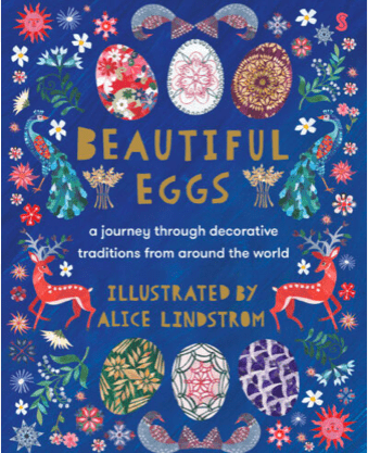 Scribble 3 Plus Beautiful Eggs - Alice Lindstrom