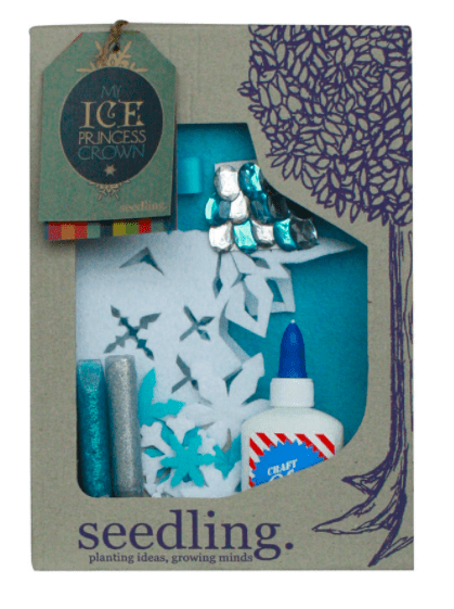 Seedling 4 Plus Make Your Own - My Ice Princess Crown