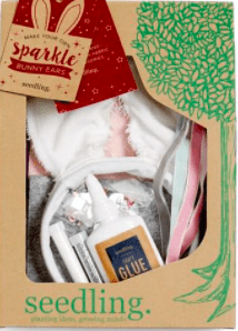 Seedling 4 Plus Make Your Own - Sparkle Bunny Ears