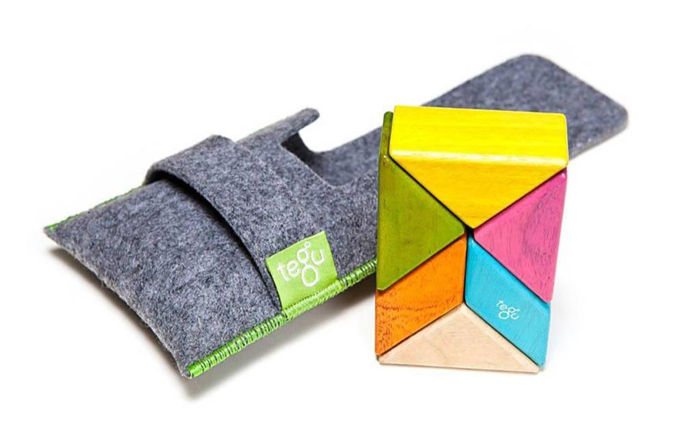 Tegu 12 Mths Plus Pocket Pouch Prism - Tints