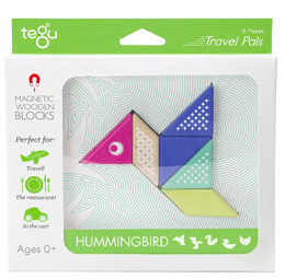 Tegu Birth Plus Travel Pal - Hummingbird